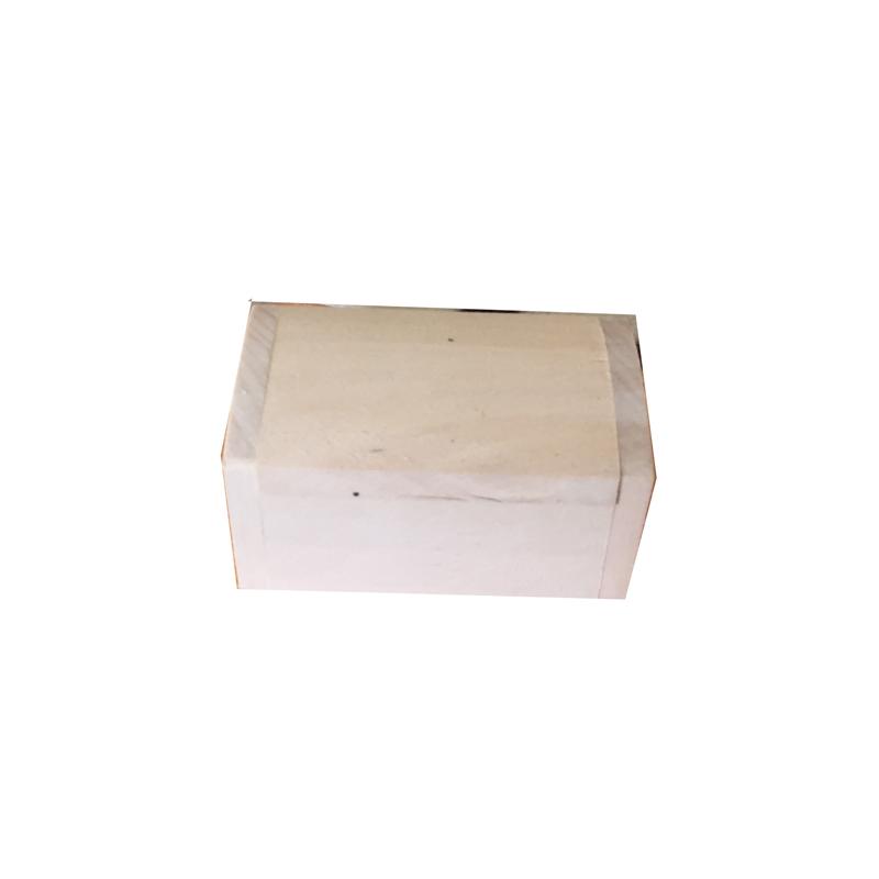 Small Plain Wooden Favour Box