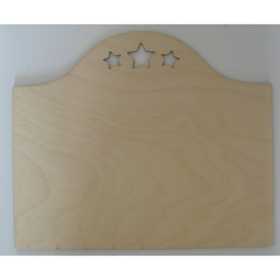 Plain signs Plaques in Wood Ready to decorate - Craft Blanks