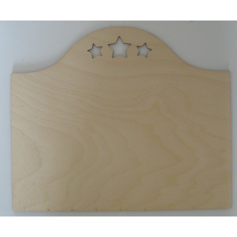 Plain Wood Craft Blank Signs Plaques To Paint Decorate Stars
