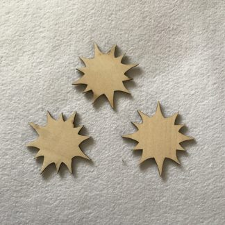Craft Shapes Sunburst