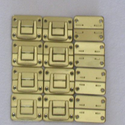 Brass Toggle Closure Clasps